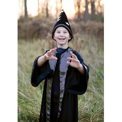 Conjunto de mago negro (5-8 años)
