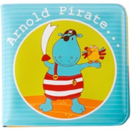 Arnold pirata libro para el baño