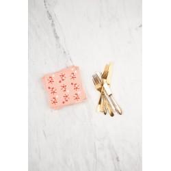20 servilletas de papel de la raposa Alice