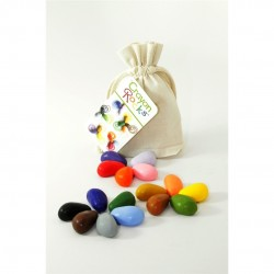 Ceras de colores Crayon Rocks (16 colores)