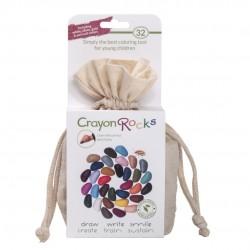 Ceras de colores Crayon Rocks (32 colores)