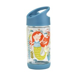 Botella infantil de Tritán Isla the mermaid
