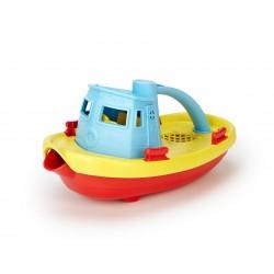 Barco remolcador de plástico eco