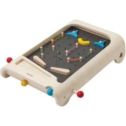 Pinball de madera personalizable