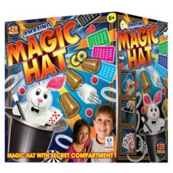 Juego de magia amazing chistera mágica