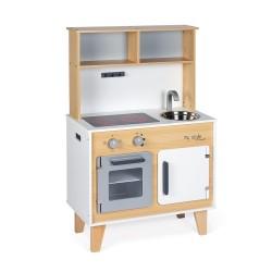 Gran cocina personalizable con pegatinas