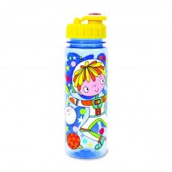 Botella infantil grande de tritán Astronauta