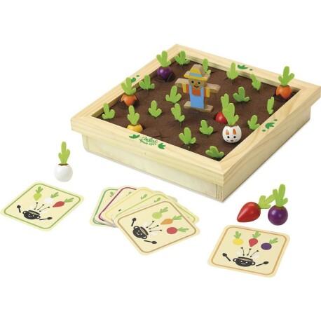 Juego memory - Día de la cosecha