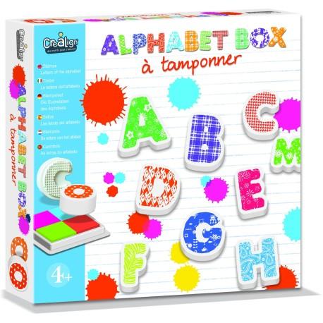 Tampones del Alfabeto