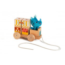 Camioneta-puzzle móvil de Marius