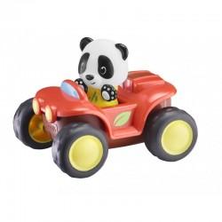 Quad del Panda aventurero