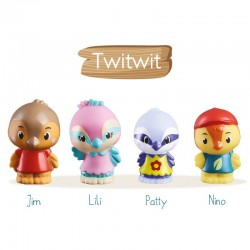 La familia Twitwit