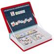 Maletín-libro magnético para aprender el alfabeto español