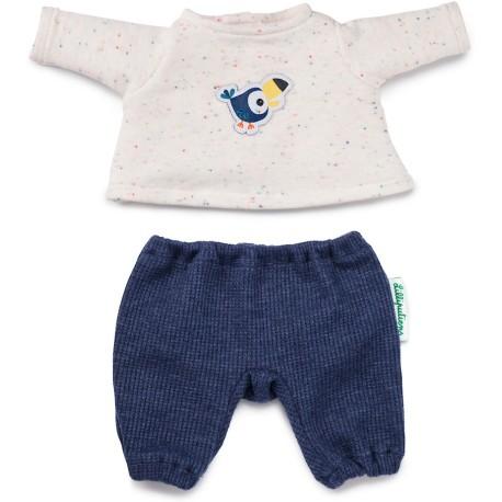 Pijama Pablo para muñeca Noa/Lou