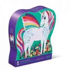Puzle de 36 piezas de los unicornios
