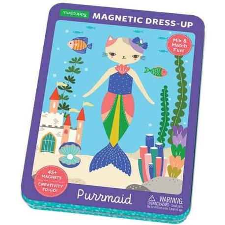 Disfraces y vestidos magnéticos para sirenas