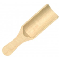 Cucharón de madera de 11 cm