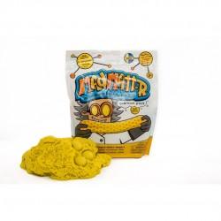 Plastilina mágica Mad Mattr de color amarillo