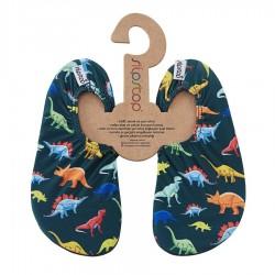 Zapatillas impermeables y antideslizantes con Dinosaurios