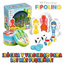 """Juego de mesa """"Fipolino"""""""