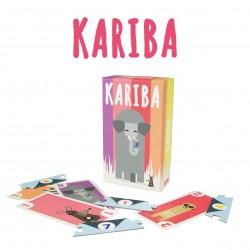 Juego de mesa Kariba