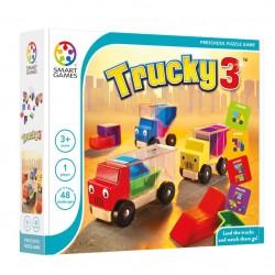 """Juego de ingenio y encaje """"Trucky 3"""""""