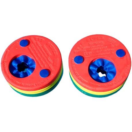 Manguitos Delphin Discs infantiles de colores