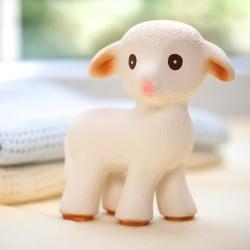 Mia, el corderito mordedor de caucho (Mia the Lamb)