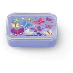 Fiambrera de doble compartimento Bento Box de las mariposas