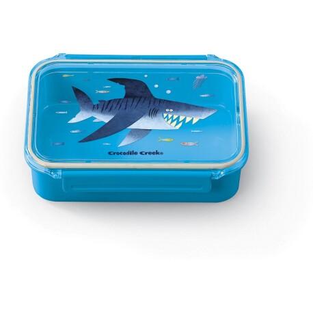 Fiambrera de doble compartimento Bento Box del tiburón