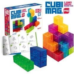 """Juego de ingenio """"Cubimag Pro"""""""