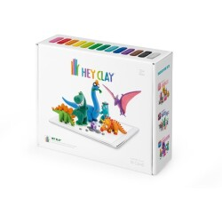 Set Hey Clay para crear dinosaurios