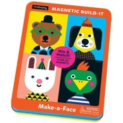 Set para crear caras magnético