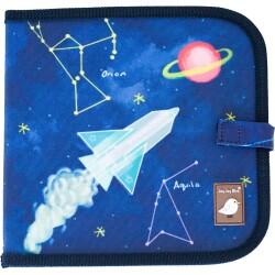 Libro pizarra para colorear constelaciones
