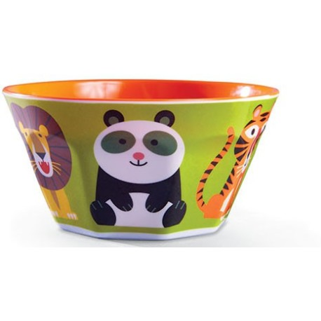 Bol de la vajilla animalia (Dinnerware Animalia Bowl)