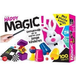 Juego de magia happy magic 100 trucos