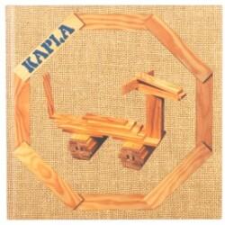 Libro de arte para hacer animales simples con KAPLA