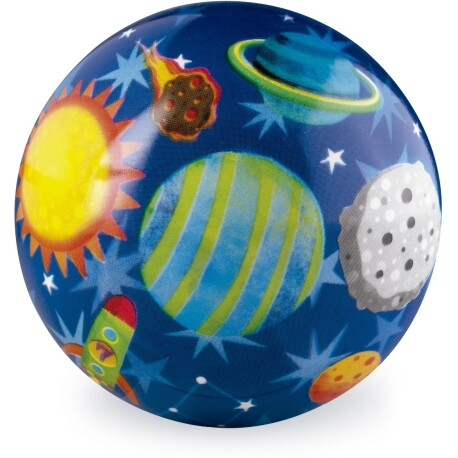 Pelota de 10 cm del sistema solar
