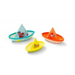 Los 3 barquitos de neopreno (3 Little Boats)