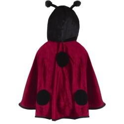 Capa Ladybug (1-2 años)