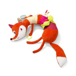 Alice activity cushion fox