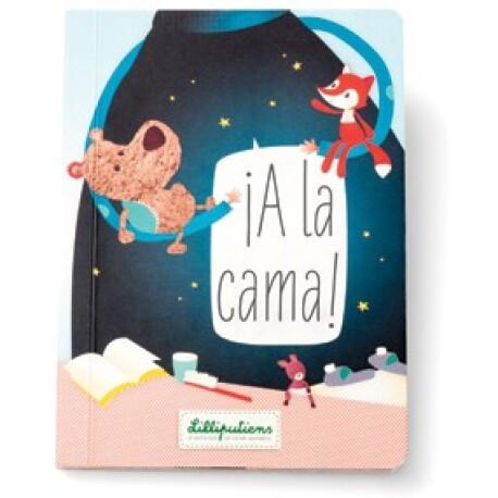 Libro sensorial para la hora de ir a la cama (Castellana)