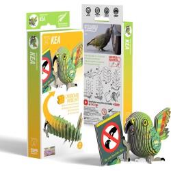 Puzle 3D Loro Kea Eugy de Dodoland