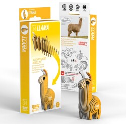 Puzle 3D Llama Eugy de Dodoland