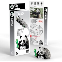 Puzle 3D Panda Eugy de Dodoland