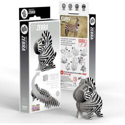 Puzle 3D Cebra Eugy de Dodoland