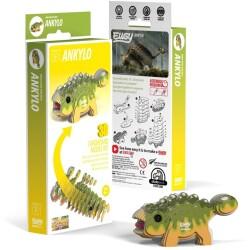 Puzle 3D Anquilosaurio Eugy de Dodoland
