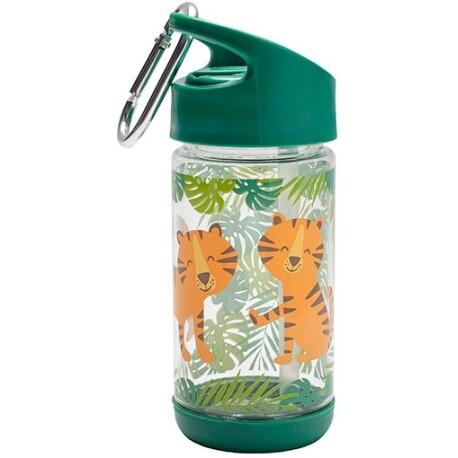 Botella infantil de tritán del Tigre