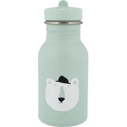 Botella de acero inoxidable del oso polar de 350 ml