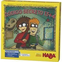 Juego de mesa: Código secreto 13+4